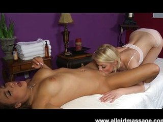 Ash Hollywood hot nancy massage