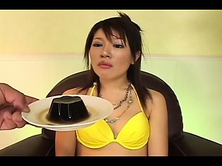 First-rate handjob of beautiful japanese unfocused