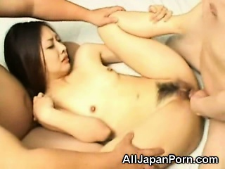 Cum Filled Japanese Teen!