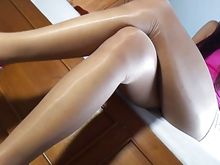 Asian pantyhose rag