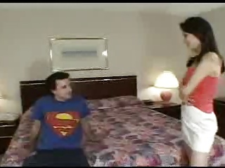 Vietnam Babe and SuperMan