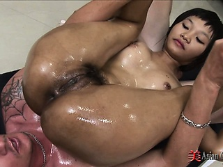 Asian Girls Oiled & Spoiled