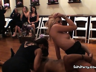 Slutty Party Babes Go Aloft A Private Threesome