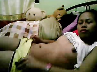 Teen Filipina Show Her Piecing together Part-3