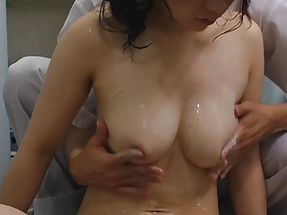 Japanese fake rub down 4