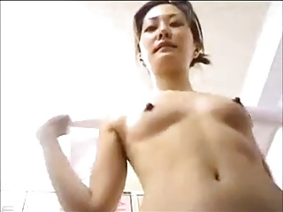 Japanese sporting erect nipples Nipples Caught changing