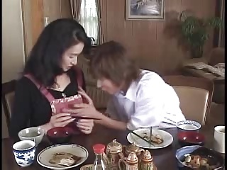 japanese mom and son(with subtitles)