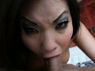 Asa Akira Gets Her Tight Ass Brim With Hard Meat