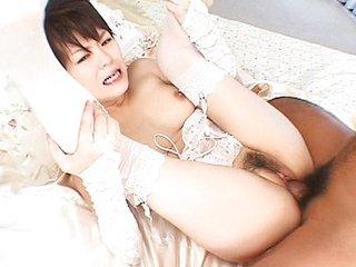 Japanese bride fucked before bridal
