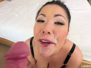 London Keyes Takes a Big Cock Up the Nuisance