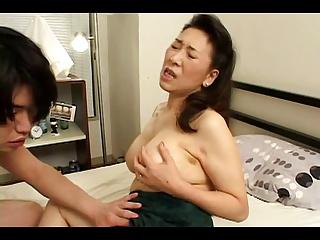 Young Boy Fucks Japanese Mature Mom