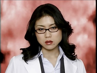 Japanese Lesbians (A female doctor who is there control)