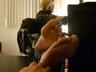 Asian Gamer Unreserved Feet plus Soles