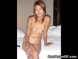 Tiny Teen Asian GFs Naked!