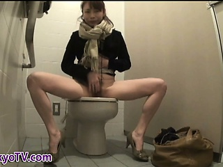 Japanese masturbating ho
