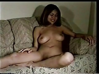 KAY, big natural gut cambodian explicit first time on high camera