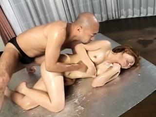 Erotic knead everywhere Mai Mori