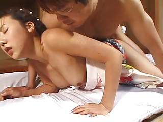 Japanese wife does her specification 4