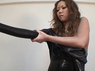 Japanese Latex Catsuit 03