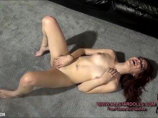 Asian Teen Sydney Mai Masturbates