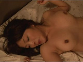 A Japanese Wife Fucked With Husband Watching
