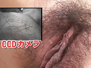 Subtitled dreadful Japanese pubic hair drop off to sleep thither HD