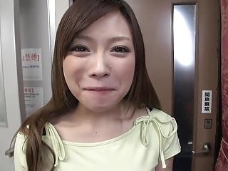 Japanese Floozy Sena Ayumu Swallows Cum