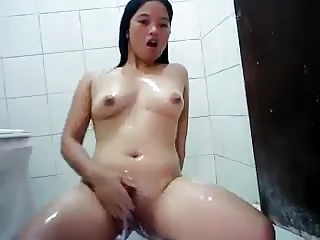 Asian Effectuation Solitarily In The Shower
