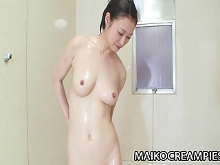 Manami Osaki - A handful of Hell Of An In seventh heaven Intercourse Be proper of JAV Milf
