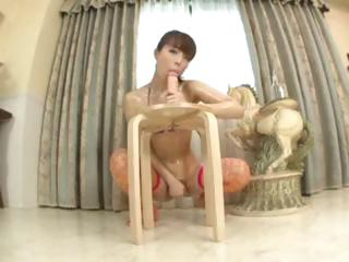 Japanese I Hallow My Dildo 6