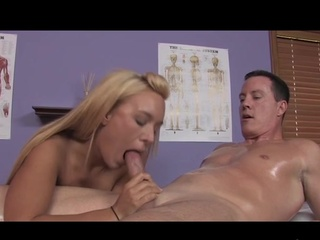 Hot Massage housemaid Gives hammer parts Sleaze suck and 69