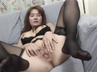 Asian copulation from Tokyo in a migrant dwelling-place hotel