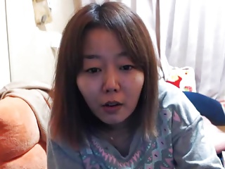 Japanese Widely applicable Likes to Show Her Convention on Webcam