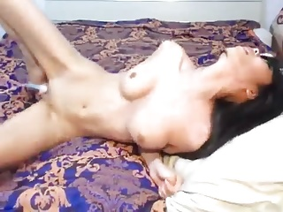 Asian Best Orgasm with Toy