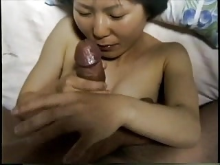 Japanese unpaid petite woman. Drink be imparted to murder semen in blowjob