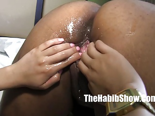bbw ms giggles fucked by lil asian with the addition of henesy