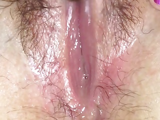 Wet pussy hard stuff solo