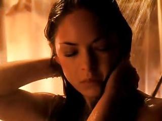 Kristin Kreuk erotic shower