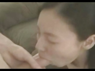 japanes Teen Blowjob and Facial