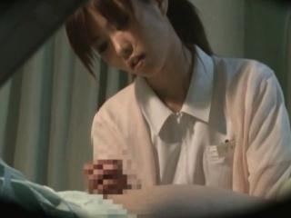 Burnish apply AV Actress Cha Is A Nurse In Hospitals
