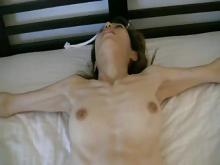 Asian Slave Bound And Fucked Apropos Toy