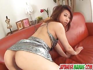 Top rated solo masturbation feigning with Ayumi Haruna