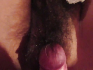 Hairy Pussy Scraping