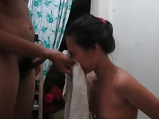 Deepthroat Asians tube