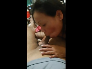 hot indonesian milf fixing 2