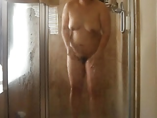 Join in matrimony in Shower Big Tits Thighs and Ass