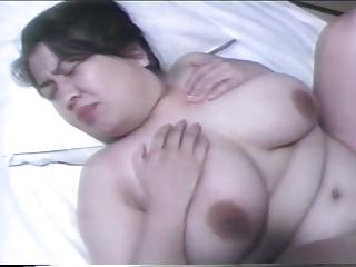 Japanese BBW Mariko