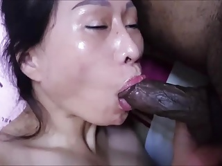 Asian wife interracial