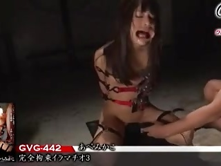Mikako Abe is a Sex Slave