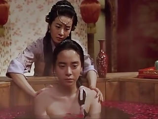 Take it on the lam korean motion picture sex scene ( Song ji hyo)